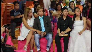 Iglesia filipina celebra bodas gay