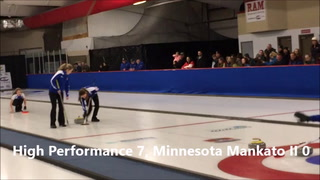 High Performance, the USA Curling Junior National club, went unbeaten at Willmar.