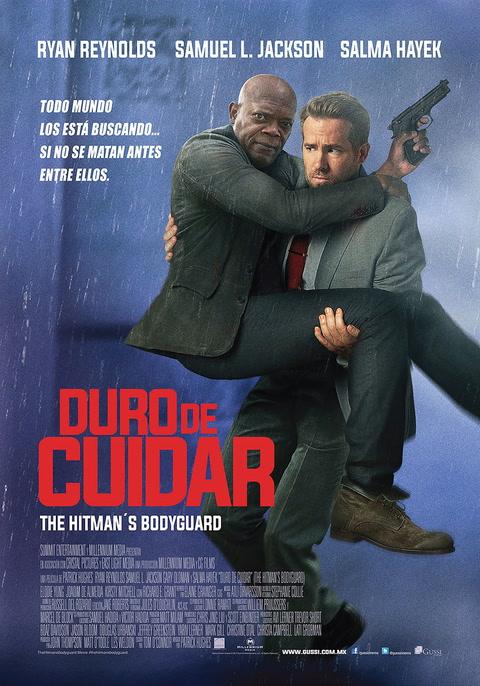Duro de Cuidar - Hitman´s bodyguard