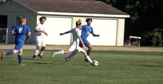 Lutheran High vs Calvary Soccer