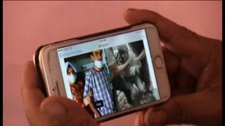 Un ícono del sismo de Nepal lucha por salir adelante