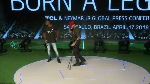 Neymar estará fuera de las canchas al menos hasta el 17 de mayo