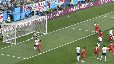 Inglaterra humilla a Panamá y la elimina del Mundial