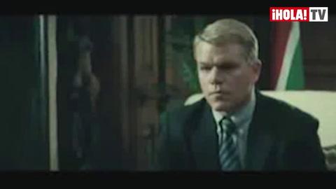 Matt Damon on \'Invictus\' at London premiere