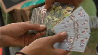 Tumin, una moneda de trueque en México