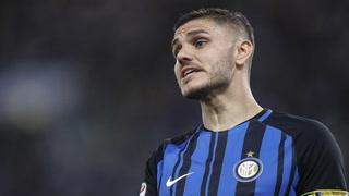 Icardi, la estrella del Inter que quedó fuera de la Copa del Mundo con Argentina