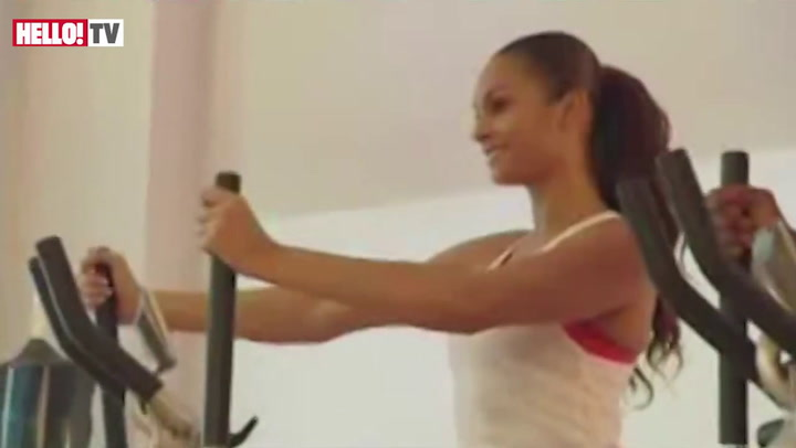 Strictly\'s Alesha Dixon on her fitness regime