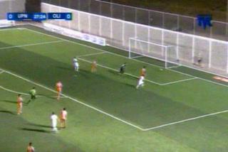 De una jugada espectacular al gol fustrado de Michaell Chirinos ante UPNFM