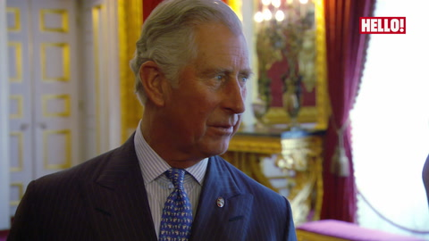 Prince Charles reveals he has never been on nappy duty with George and Charlotte