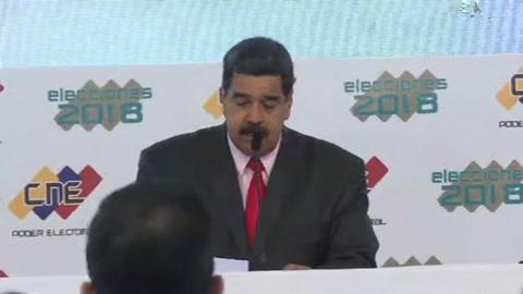 Maduro anuncia expulsión de diplomáticos de EEUU