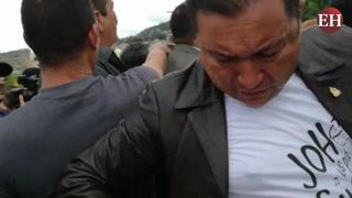 Roban celular a diputado por Comayagua dentro del Congreso Nacional