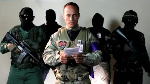 Gobierno venezolano anuncia muerte de piloto rebelde