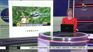 Prensa internacional reporta muerte de Hilda Hernández