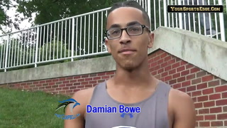 Falcons' Bowe On State Runner-Up Finish