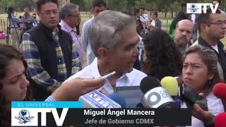 Trata y lavado, pero no cárteles en Ciudad de México: ManceraCDMX mancera.mp4