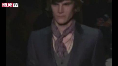 Milan Menswear Spring/Summer 2011: Gucci
