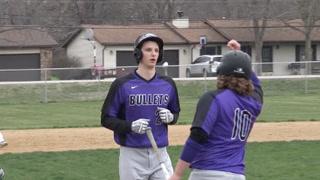 Williamsville At Riverton Baseball