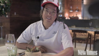 How La Mar's Chef Diego Oka Chose His Signature Dish
