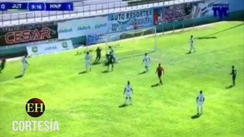 Juticalpa empata 1-1 vs Honduras Progreso en el Juan Ramón Brevé