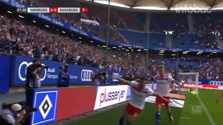 La celebración más amarga: hizo un gol, se lesionó en el festejo y debió salir del partido