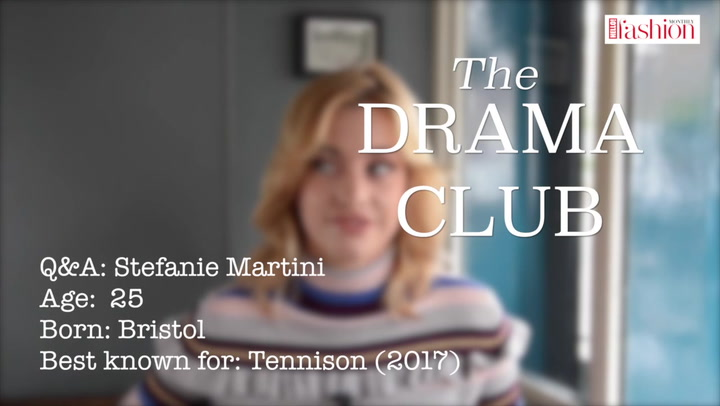 Tennison star Stefanie Martini reveals all to #HFM
