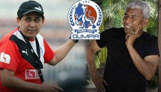 Nahún Espinoza avala una posible llegada de Héctor Castellón a Olimpia