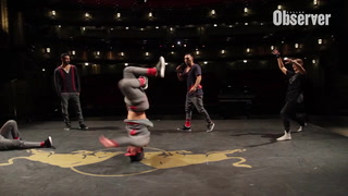 Break Dancing Ballet Tours through Dallas