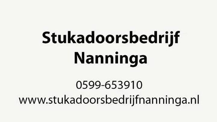 Stucadoorsbedrijf Nanninga's - Video tour
