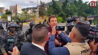 Salvador Nasralla llama
