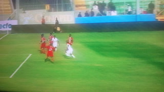 Michael Chirinos pone a ganar 1-0 al Olimpia sobre el Vida