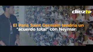 PSG ahora negocia con Barcelona tras llegar a acuerdo con Neymar, según