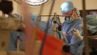 Realizan en EEUU el primer trasplante mundial de pene y escroto