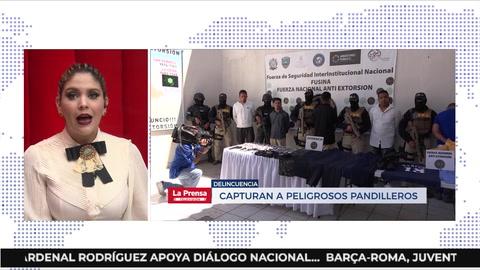 Noticiero La Prensa Televisión - Sucesos