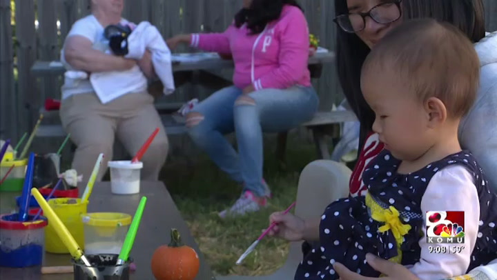 Childcare group aims to help families