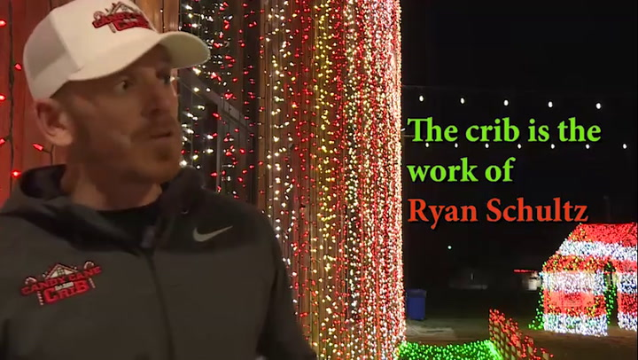 Candy Cane Crib's owner talks about his inspiration