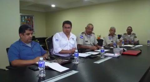 Gobierno comparte video de operación Arpía V
