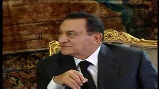 Liberan al ex presidente egipcio Hosni  Mubarak