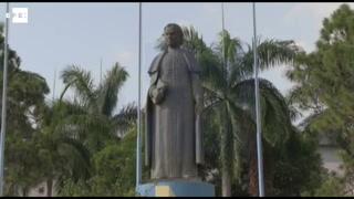 Honduras echa de menos a Mario Zamora, su máximo exponente de escultura monumental