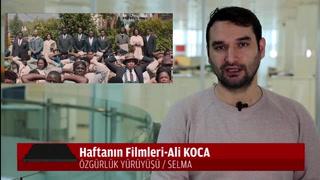 VİZYONDAKİKLER [ Özgürlük Yürüyüşü /Selma, Jüpiter Yükseliyor, Turist, Yaban]