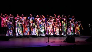 Soweto Gospel Choir brings African song and dance to Florida State