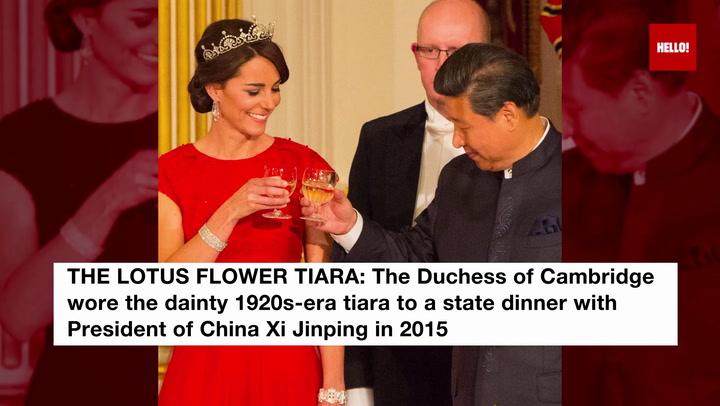 Royal jewels: a look at the British royal family\'s tiara collection