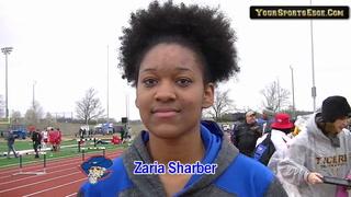 Sharber on Reaching Triple Jump Goal