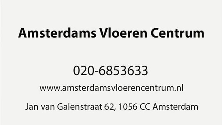 Amsterdams Vloeren Centrum - Bedrijfsvideo