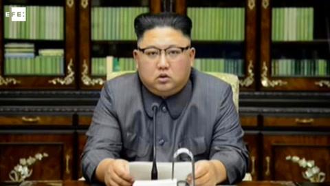 Kim Jong-un amenaza con