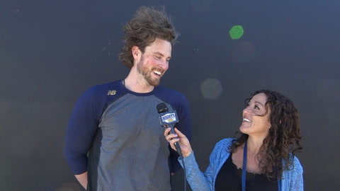 Carter Capps on strange delivery, hair & why Andy Green once yelled at him