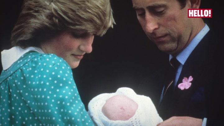 Princess Diana as a Mother