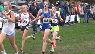 1A Cross Country State Final