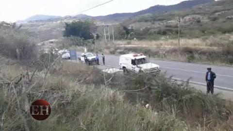 Hallan hombre muerto en aldea Nueva Flores, Francisco Morazán