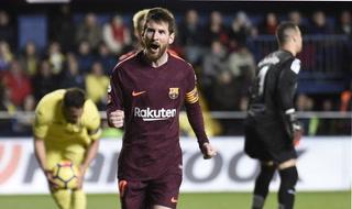 Messi y Suárez le dan el triunfo al Barcelona sobre el Villareal