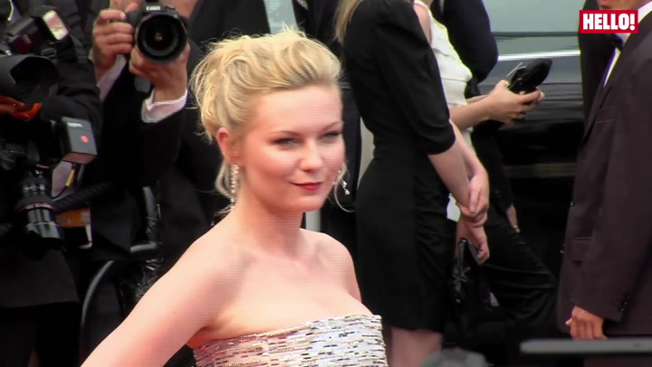 Kirsten Dunst\'s perfect red carpet style